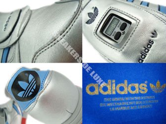 adidas Micropacer OG C75569 Metallic Silver / Bright Blue / Bright Blue